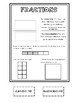 Fraction Interactive Notebook (Third Grade)