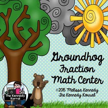 Fraction Math Center {Fraction Cards, Response Sheet & MORE!}