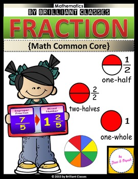 Fraction (Math Common Core)