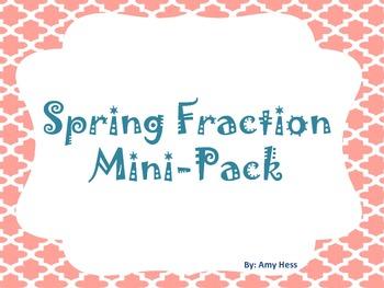 Fraction Mini-Spring-Pack