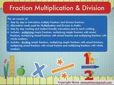 Fraction Multiplication & Division