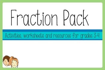 Fraction Pack