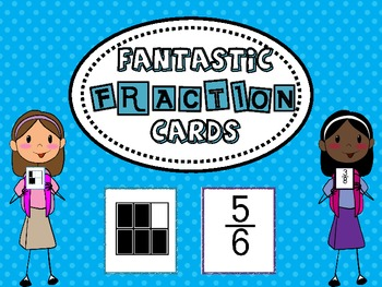 Fraction Playing Cards