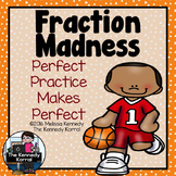 Fraction Madness {Fraction Practice}