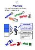 Interactive Fraction Notebook