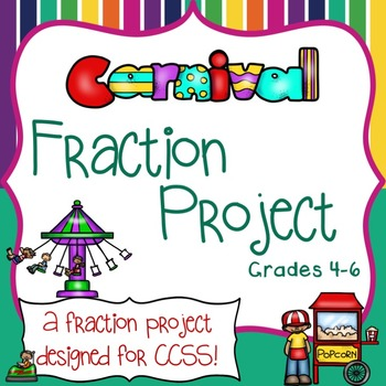 Fraction Activities - Equivalent Fractions and Operations