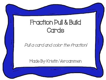 Fraction Pull and Build