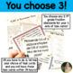 4th Grade Fraction QR Task Card- You Pick Bundle!