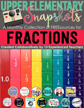 Fraction Resources: A Monthly Collection