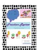 Fraction Review All Operations