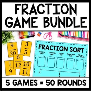 Fraction Sort 3-Game Bundle