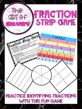 Fraction Strip Game