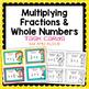 Fraction Task Cards - Computation Bundle