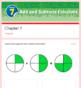 Fraction Test 4th Grade (Go Math) - Adding & Sub, Mixed &