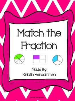 Fraction Triangle Match