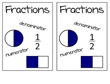 Fraction Unit Cover