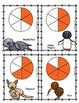 Fraction Games - Fraction War Bundle - Animal Themed!