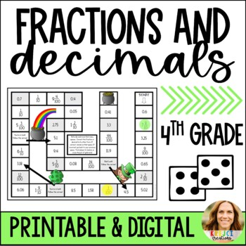 Fraction and Decimal Conversion Game