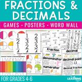 Fraction & Decimal Pack