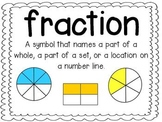Fraction and Regions-task cards and games