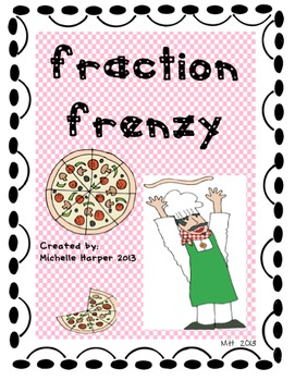 Fraction of a Pizza Frenzy