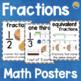 Fractions Centers, Games, Task Cards & More Bundle