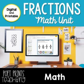 Third Grade Fractions