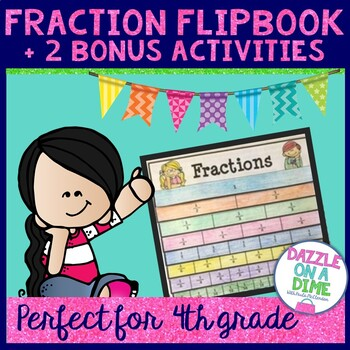 Fractions 4th Grade