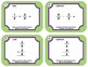 Fraction Task Cards - Adding and Subtracting with Like Den