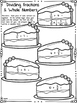 Fractions Cake Craftivity: Multiplying and Dividing with F