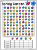 Fractions Decimals and Percents: Spring Garden Math Activity