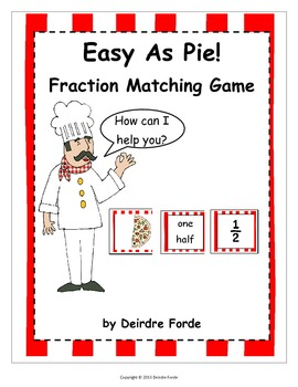 Fractions - Easy As Pie!