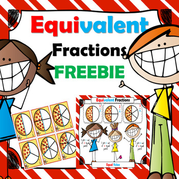 Equivalent Fractions {FREEBIE}