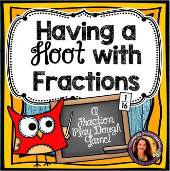 Fractions Game:  Having a Hoot with Fractions