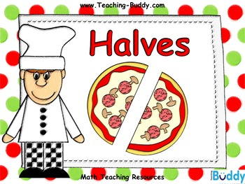 Fractions – Halves (PowerPoint and worksheets)