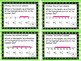 Fractions on a Number Line Task Cards
