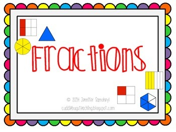 Fractions Pack
