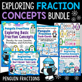 Fractions - Basic Fraction Concepts Bundle