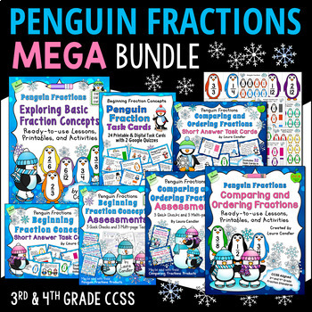 Fractions Mega Bundle