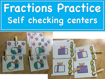 Fractions Practice Center