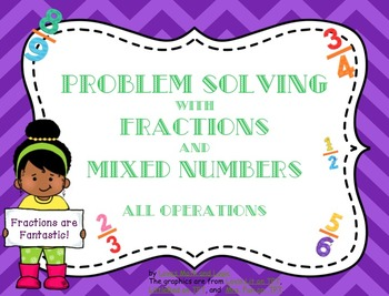 Fractions: Problem Solving with All Operations_NF.B.3_5.NF