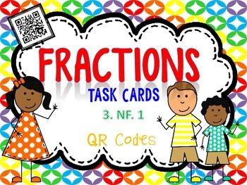 Fractions QR Codes