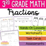 3rd Grade Fractions Unit