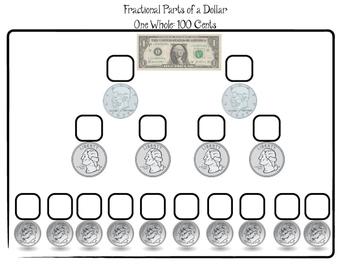 Fractions ~ Using Money~