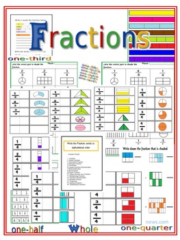 Fractions and then...fractions