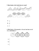 Fractions in a Set Assessment (SOL 2.3)