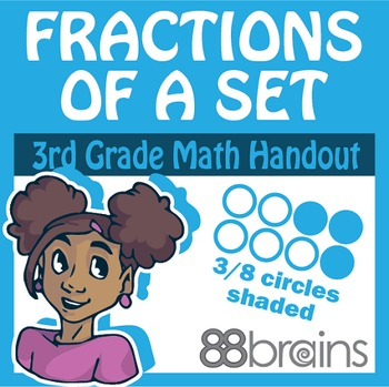 Fractions of a Set pgs. 7 & 8 (Common Core)