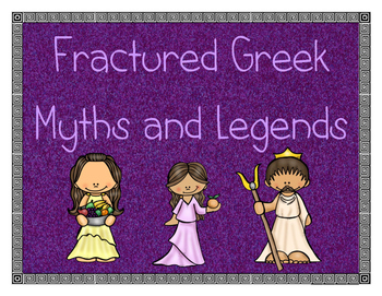 Fractured Greek Myth