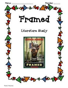 Framed by Gordon Korman: Literature Study
