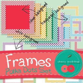 Frames 3 - Polka Dots